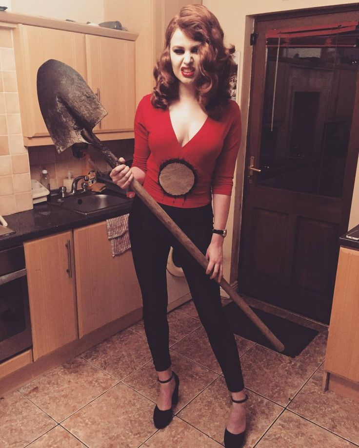 Death Becomes Her - Imgur