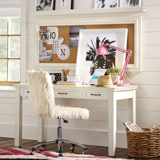 "Desk for guest bedroom  - 57"" wide PERFECT! Sale $399 + $30 delivery surcharge  Hampton Classic Desk + Hutch 