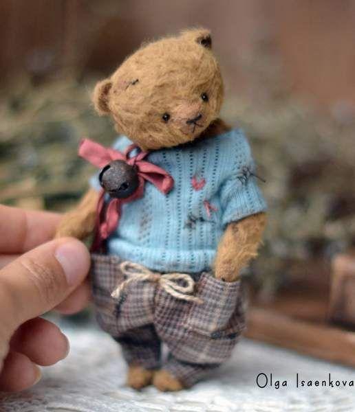 Mika by By Olya Isaenkova | Bear Pile