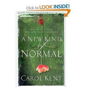 35 best favorite books of panhellenic women images on pinterest a new kind of normal hope filled choices when life turns upside down by carol kent excellent book fandeluxe Choice Image