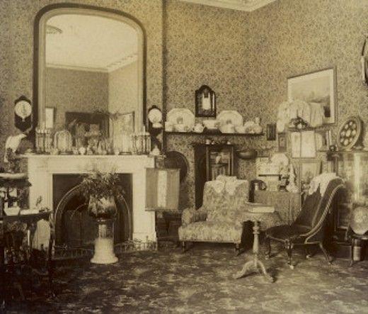 22 Modern Interior Design Ideas For Victorian Homes: Best 25+ Victorian Interiors Ideas On Pinterest