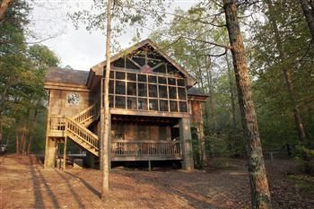 Cabin Rentals Cabin And Lodges On Pinterest