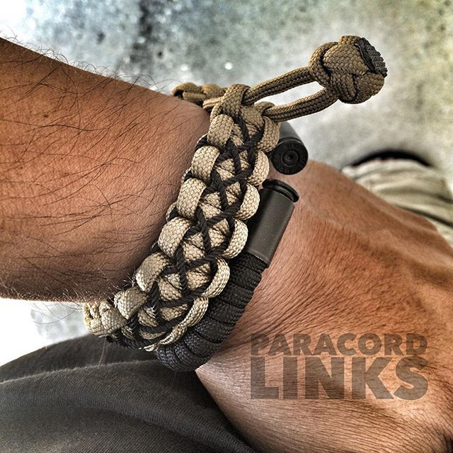 Mad Max Diamond Link  Always the Best! www.paracordlinks.com  #badassery #dope…