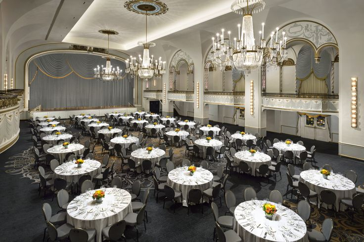 The Boston Park Plaza Hotel in Massachusetts, USA, combines latest LED technology, top quality materials and designer finishes to elevate the stylish furnishings of this architectural landmark from the Roaring Twenties. #design #lightingdesign #hotel #hospitality #elegance #stylish