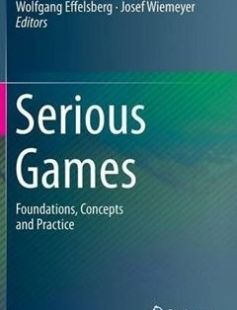 Serious Games free download by Ralf Dörner Stefan Göbel Wolfgang Effelsberg Josef Wiemeyer (eds.) ISBN: 9783319406114 with BooksBob. Fast and free eBooks download.  The post Serious Games Free Download appeared first on Booksbob.com.