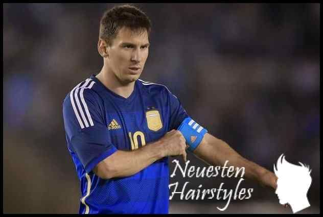 Messi Hair Style Frisuren Neuesten Hairstyles Messi Frisur Frisuren Messi
