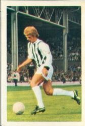 West Bromwich Albion F.C. 1971/1972 Soccer Stars - Len Cantello - #West Bromwich Albion #Quiz  #West Brom