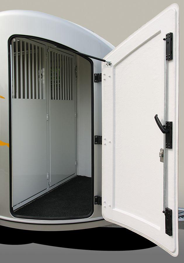 VANS BARBOT - Van chevaux tractés 2 places - CENTAURE 2 places