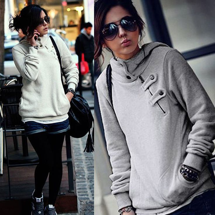 US $9.55 New without tags in Clothing, Shoes & Accessories, Women's Clothing, Sweats & Hoodies