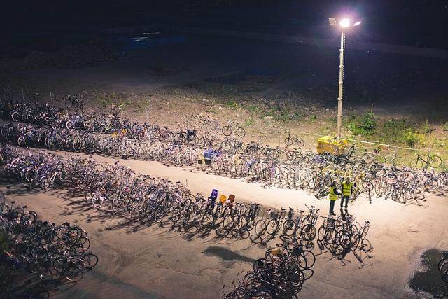 Bike park, Flow 2011.