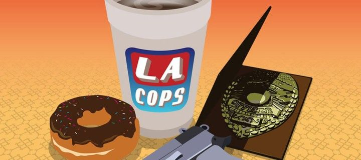 Soundtrack Review: LA Cops