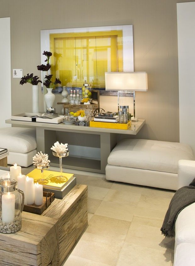 584 best Decorating with Yellow images on Pinterest | Home ideas ...