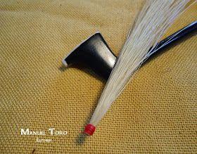 Manuel Toro Luthier: Arco de viola Cesar Seu