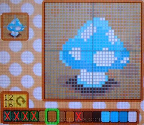 Animal Crossing Wild World Design Patterns