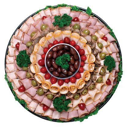 <br><font color=FF00FF size=6><BR><BR>Deli Meat Banquet<br>14