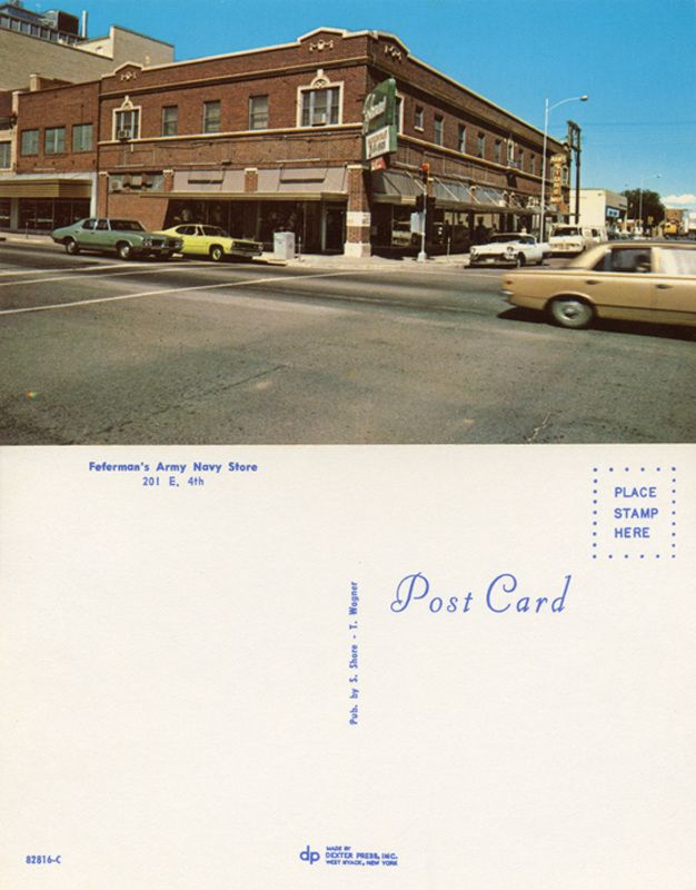 boring postcard