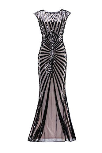 9a9d1c748fa Gatsby Attire Female • 1920s Great Gatsby Outfits   2019