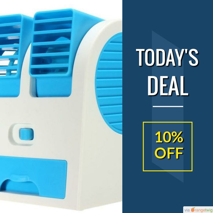Today Only! 10% OFF this item.  Follow us on Pinterest to be the first to see our exciting Daily Deals. Today's Product: Portable Mini ABS Fan Cooling Desktop PC Dual Blade less Buy now: https://small.bz/AAoZRaA #musthave #loveit #instacool #shop #shopping #onlineshopping #instashop #instagood #instafollow #photooftheday #picoftheday #love #OTstores #smallbiz #sale #dailydeal #dealoftheday #todayonly #instadaily