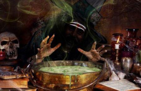 Black Magic Spells For Destroy Enemy