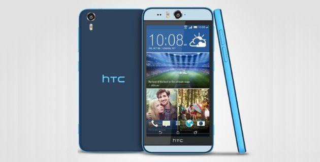 HTC Desire EYE Selfie Telefonu Türkiye'de!