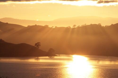 Lake Eildon Sunrise 2012