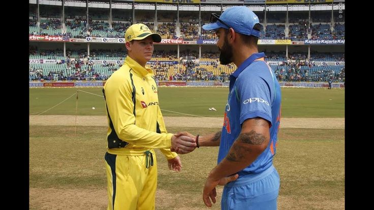 India VS Australia | 5th ODI Match | 1st Innings Highlights | (EA Sports...