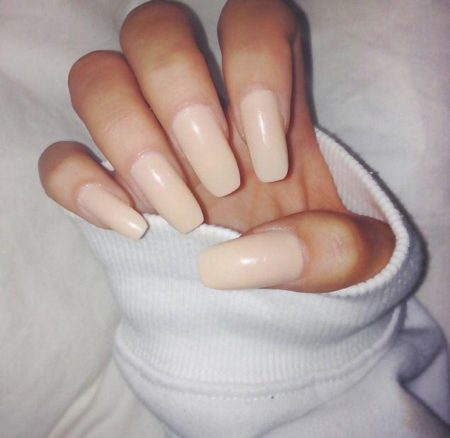 Ig Pinoytinaaa  C L A W S  Nails, Perfect Nails, Nude -4339