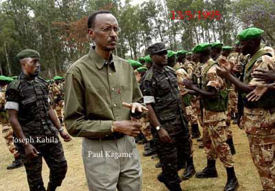 SHIKAMA   : Joseph Kabila utegeka RDCongo ashobora kuba yitaba...