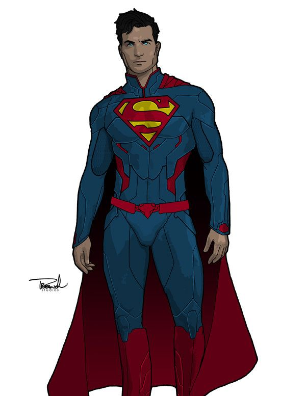 Superman 2013 by ~tsbranch on deviantART