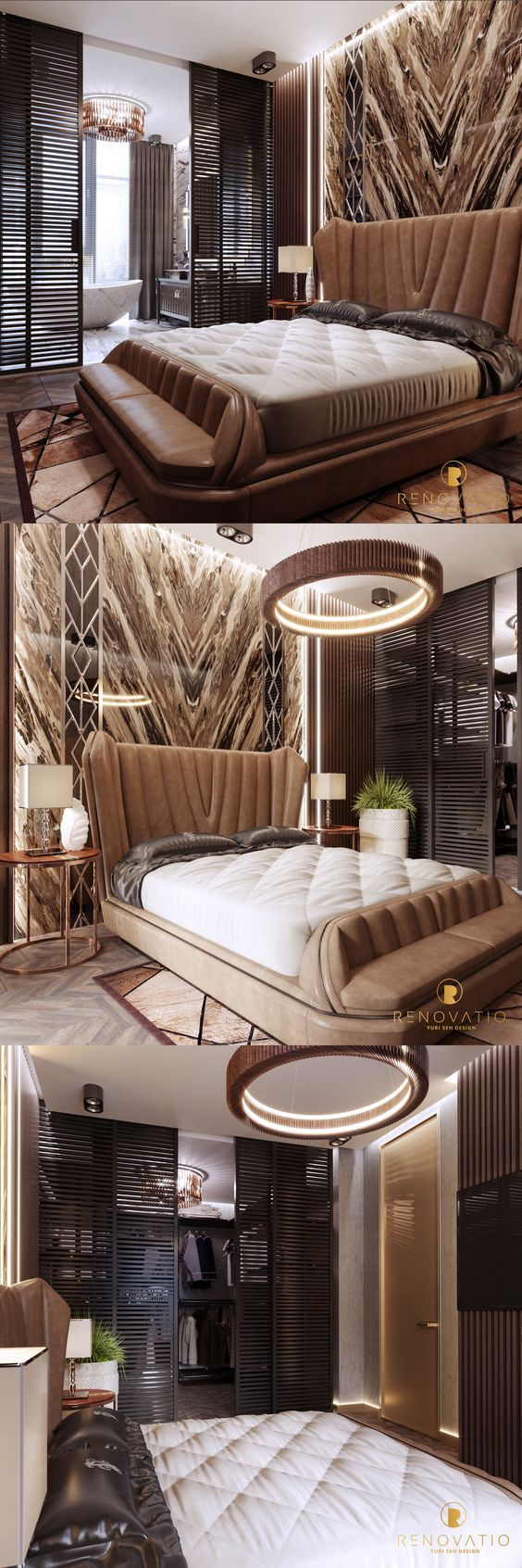 The best high-end bedroom design ideas, curated by Boca do Lobo to serve as inspiration for the modern interior designer. Master bedrooms, minimalistic bedrooms, luxury bedrooms and everything bedroom related with a variety of choices that will fit any modern, rustic or vintage home for a great nights sleep. #bocadolobo #luxuryfurniture #exclusivedesign #interiodesign #designideas #bestdesign #interiordesigners #interiors #bedroomsideas #luxurybedrooms