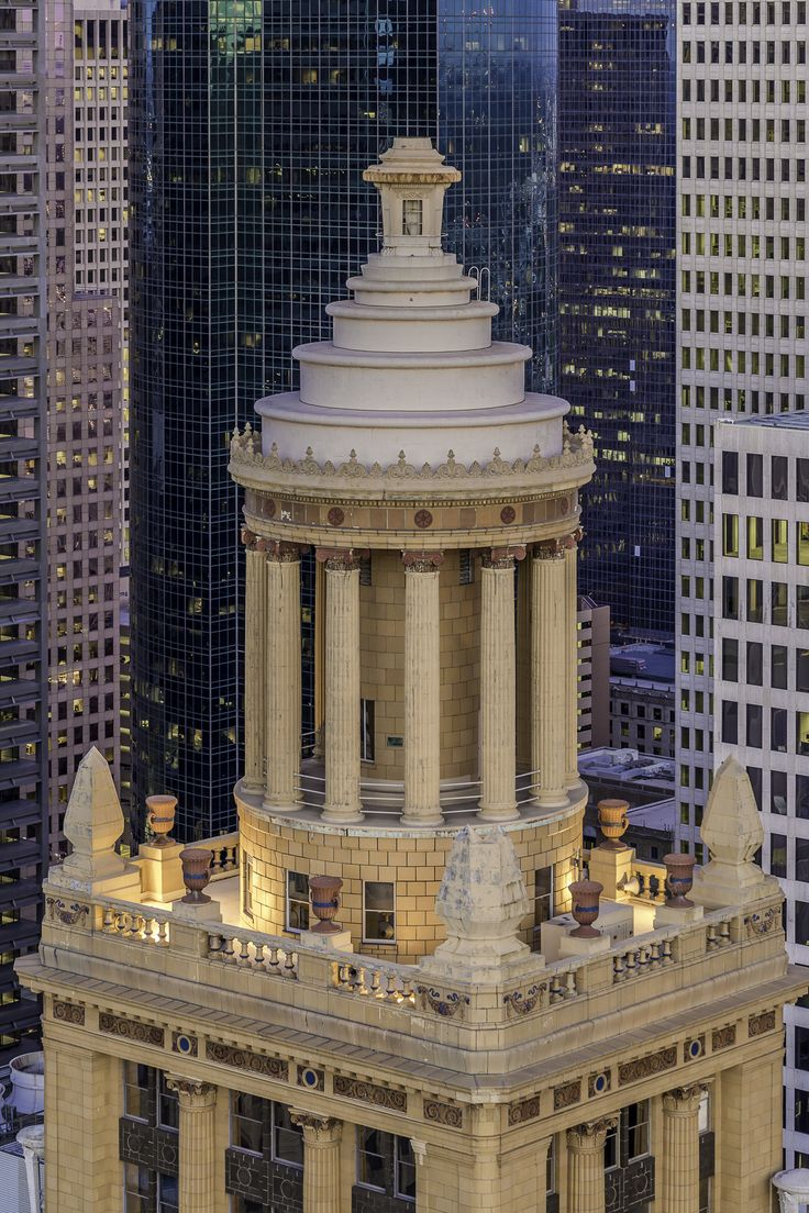 Niels Esperson Building Cupola 93 best Houston and