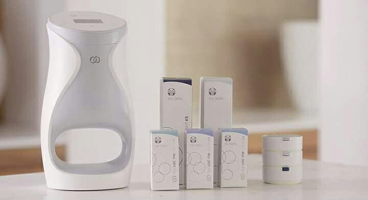 First and only tailor-made skin care robot in the world!!!