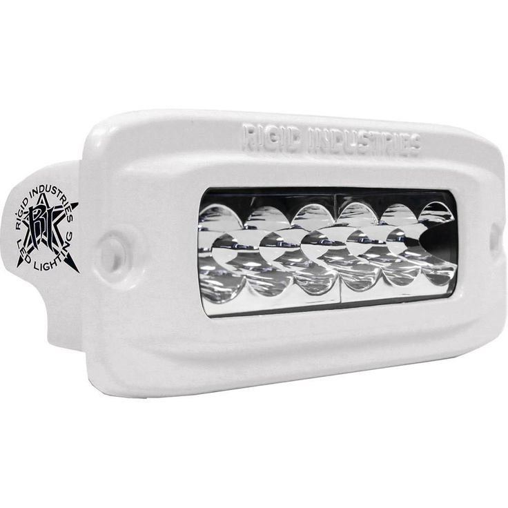 Rigid Industries MSR-QF2 - Wide - Flush Mount - Single