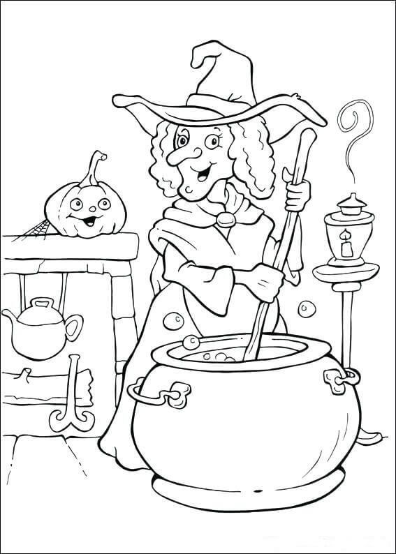 Halloween Witch Coloring Pages Witch Coloring Pages Halloween Coloring Sheets Halloween Coloring Pages