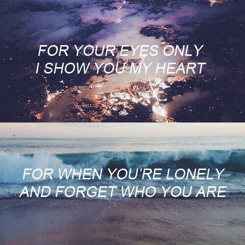 If I Could Fly lyrics - beautiful song