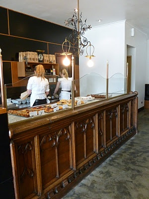The Drill Hall Emporium: new French style bakery cafe in Hobart...Daci & Daci