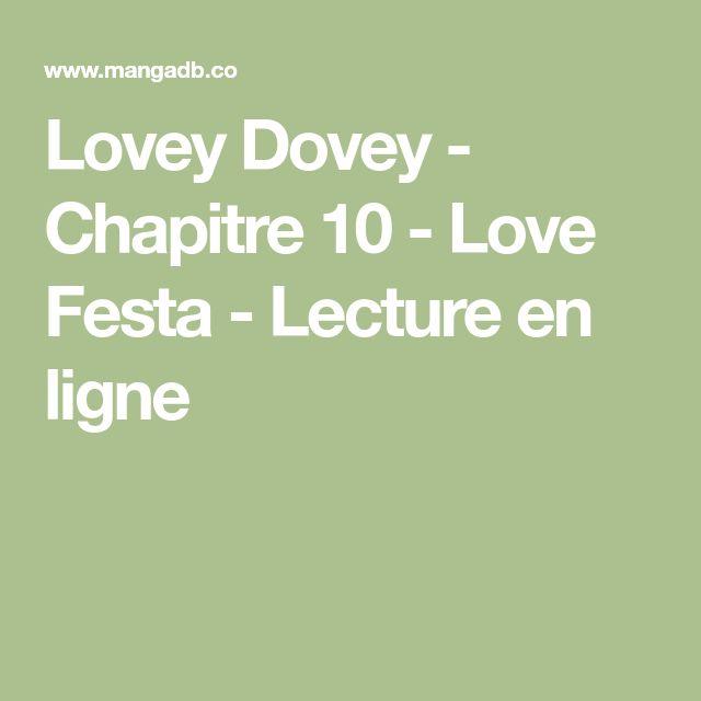 Lovey Dovey - Chapitre 10 - Love Festa - Lecture en ligne