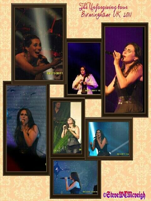 Some memories from The Unfirgiving tour UK 2011...