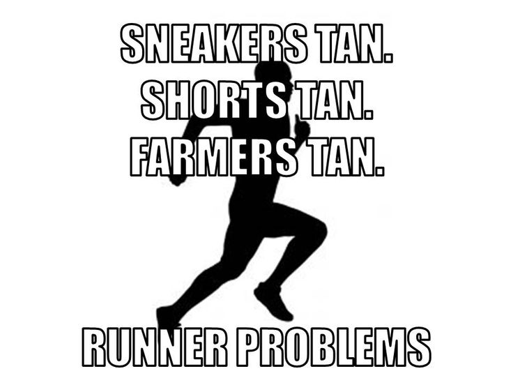 Runner Problems : Photo