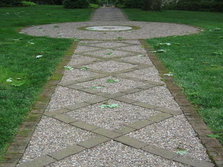 diy landscaping with pea gravel   18 Photos of the Beautiful Design Gravel Patios for Landscaping