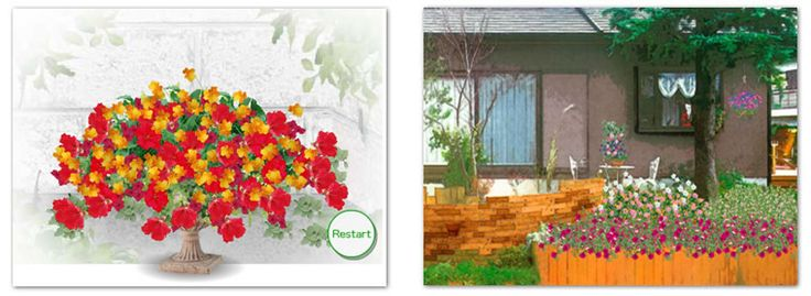 Design your next container with Suntory's Virtual ... on Virtual Patio Designer id=80267