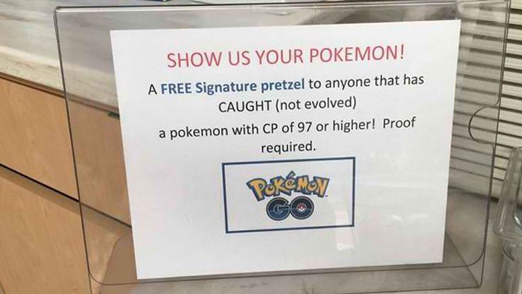 Amazing Ways People Take Advantage of Pokemon GO Sensation