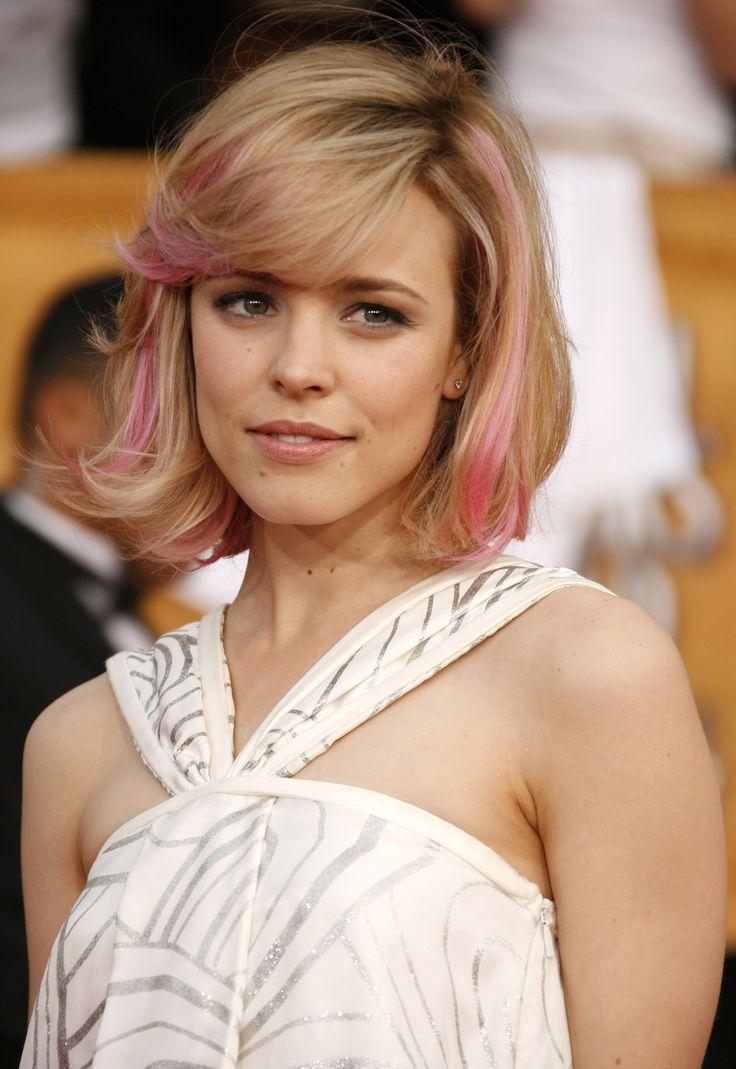 the 25+ best pink streaks ideas on pinterest | pink hair
