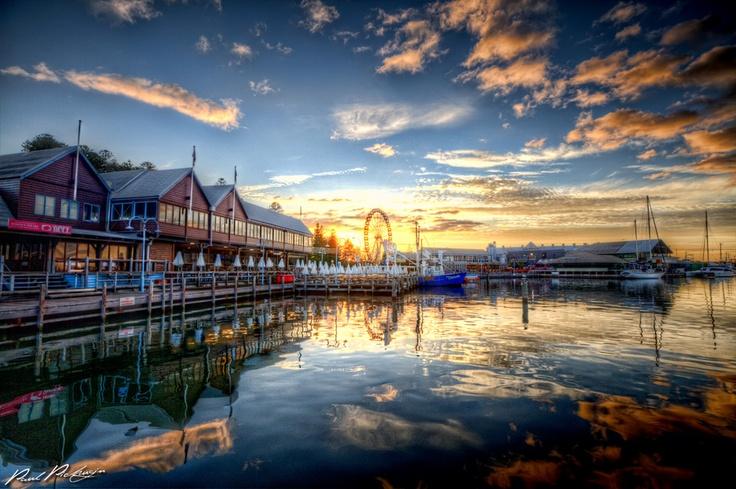 Fremantle Boat Harbour /   Paul Pichugin
