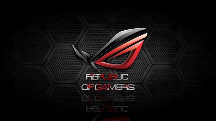 http://hdwallpapershams.com/asus-rog-logo-wallpaper/