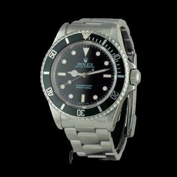ROLEX - Submariner http://www.cresus.fr/montre-rolex-occasion.html
