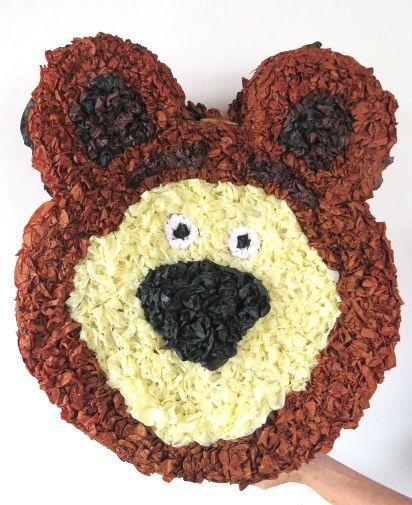 Piñata Masha y el oso