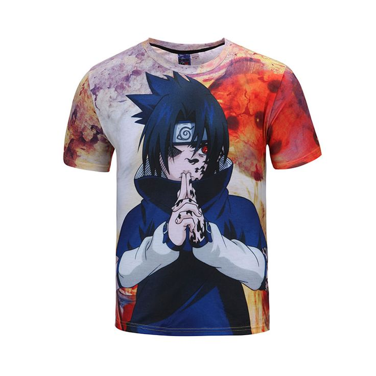 Like and Share if you want this Naruto Full Print T-Shirt Tag a friend who would love this! $55USD including FREE SHIPPING WORLDWIDE! Get it here ---> http://www.narutostuff.com/product/2016-new-men-women-summer-black-naruto-cartoon-print-o-neck-short-sleeve-boy-mens-hip-hop-3d-anime-t-shirts-harajuku-tee-shirt/