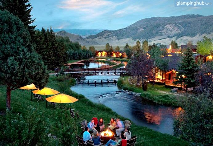 Is This Place Real Luxury Cabin Rentals Jackson Wy
