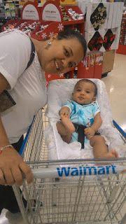 Diário do Felipinho: Passeando no Walmart